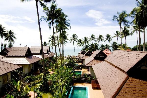 Complexe - Kanok Buri Resort and Spa Hotel Kanok Buri Resort and Spa3*Sup Bangkok Thailande