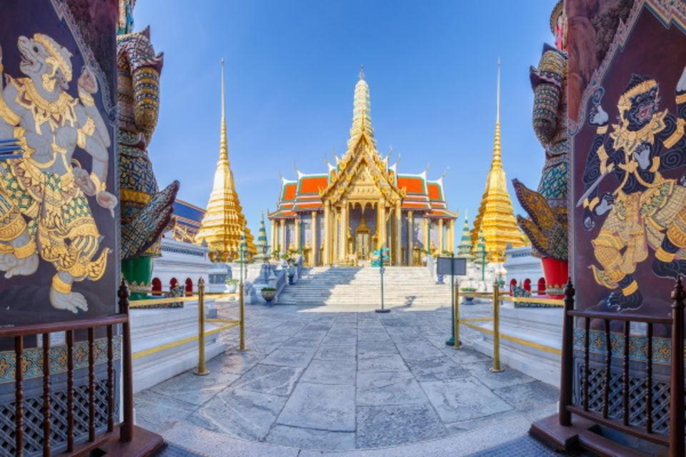 Hôtel Bienvenue en Thaïlande Bangkok et plages Thailande