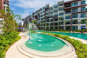 Thailande-Bangkok, Hôtel Centra by Centara Maris Resort Jomtien 4*