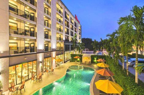 Thailande-Bangkok, Hôtel Ibis Hua Hin 3*