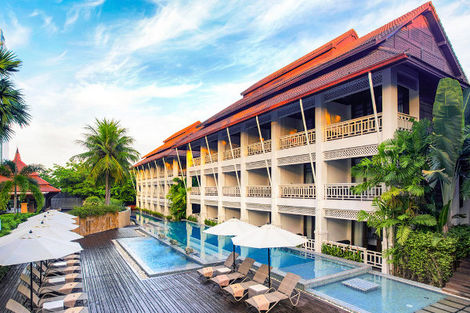 Thailande-Bangkok, Hôtel Pullman Pattaya G 5*