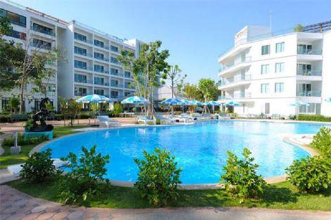 Thailande-Bangkok, Hôtel Cera Resort Cha Am 4*