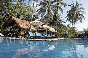 Thailande-Bangkok, Hôtel Coral Bang Saphan 4*