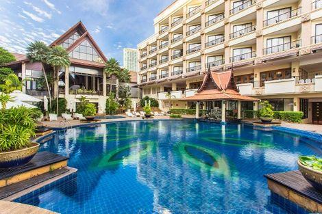 Thailande-Bangkok, Hôtel Garden Cliff Resort & Spa 5*