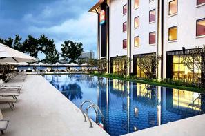 Thailande-Bangkok, Hôtel Ibis Bangkok Riverside 3*