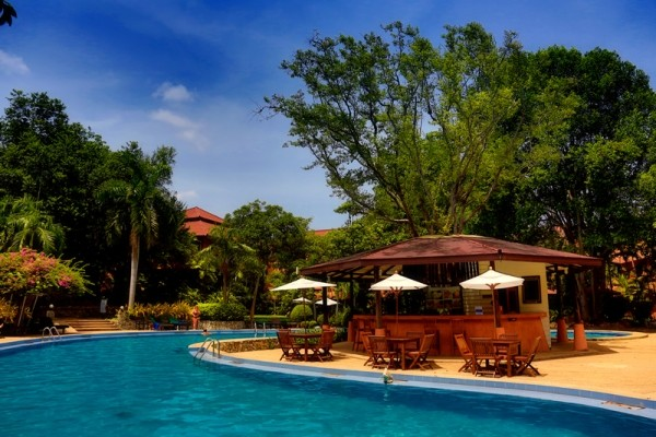 Hotel loma resort spa pattaya pattaya thailande promovacances for Hotel pas cher bangkok avec piscine