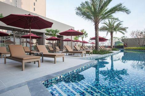 Thailande-Bangkok, Hôtel Mercure Pattaya Ocean Resort 4*