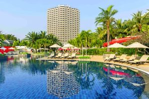 Thailande-Bangkok, Hôtel Novotel Hua Hin Cha Am Beach Resort & Spa 4*