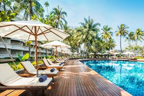 Thailande-Bangkok, Hôtel The Regent Cha Am Beach Resort 4*