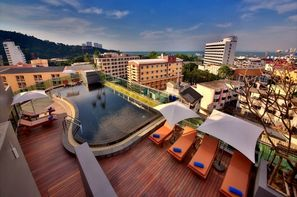 Thailande-Bangkok, Hôtel The Sun Xclusive Pattaya 3*