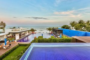 Thailande-Bangkok, Hôtel Ace of Hua Hin Resort 5*