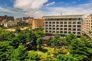 Thailande-Bangkok, Hôtel Fifth Jomtien 4*