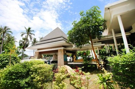 Thailande-Koh Samui, Hôtel Al's Laemson 4*