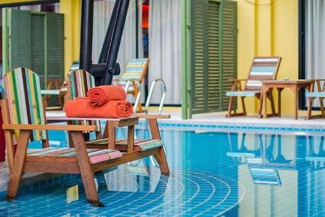 Thailande-Koh Samui, Hôtel Bhundhari Chaweng Beach Resort 4*