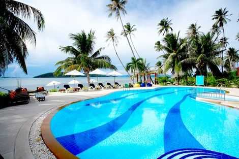 Hôtel Centra By Centara Coconut Beach Resort Samui Koh Samui Thailande