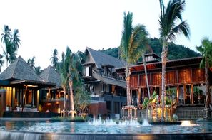 Thailande-Koh Samui, Club Kappa Club Mai Samui Beach Resort & Spa 5*