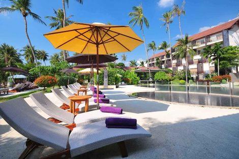 Thailande-Koh Samui, Hôtel Mercure Koh Samui Beach Resort 4*