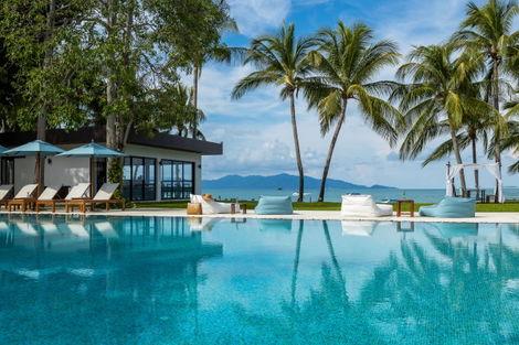 Thailande-Koh Samui, Hôtel Samui Palm Beach Resort 4*