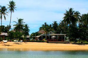 Thailande-Koh Samui, Hôtel Centra Coconut Beach Resort Samui 3* sup