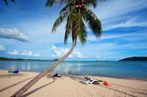 Thailande-Koh Samui, Hôtel Centra Coconut Resort Samui 3* sup