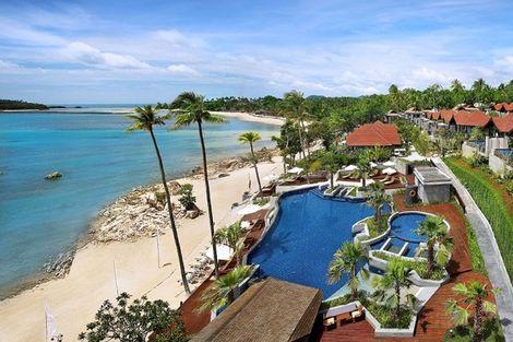 Thailande-Koh Samui, Hôtel Nora Buri Resort & Spa 5*