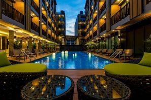 Thailande-Krabi, Hôtel Glow Ao Nang Krabi 4*