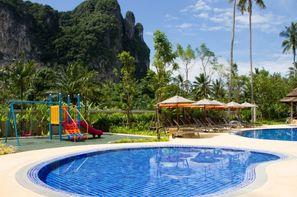 Thailande-Krabi, Hôtel Ibis Styles Krabi Ao Nang 3*