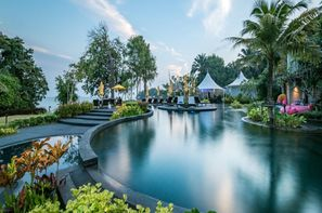 Thailande-Krabi, Club Kappa Club The Shellsea Krabi 5*