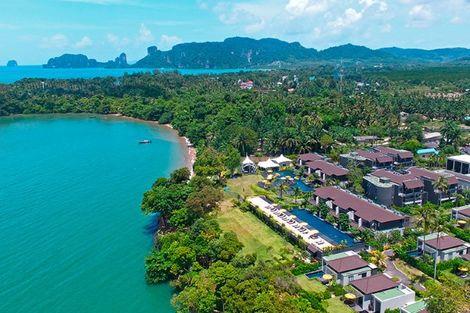 Thailande : Hôtel The Shellsea Krabi