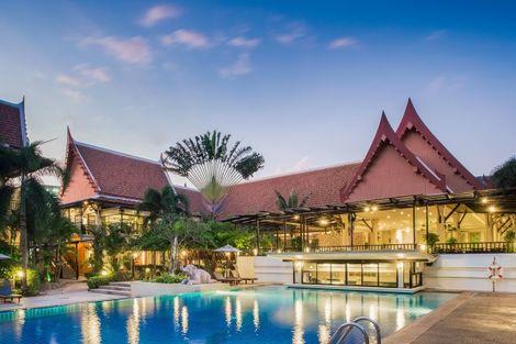 Thailande-Phuket, Hôtel Deevana Patong Resort & Spa 4*