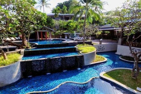 Thailande-Phuket, Hôtel Andaman Cannacia Resort & Spa 4*