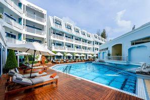 Thailande-Phuket, Hôtel Andaman Seaview 4*