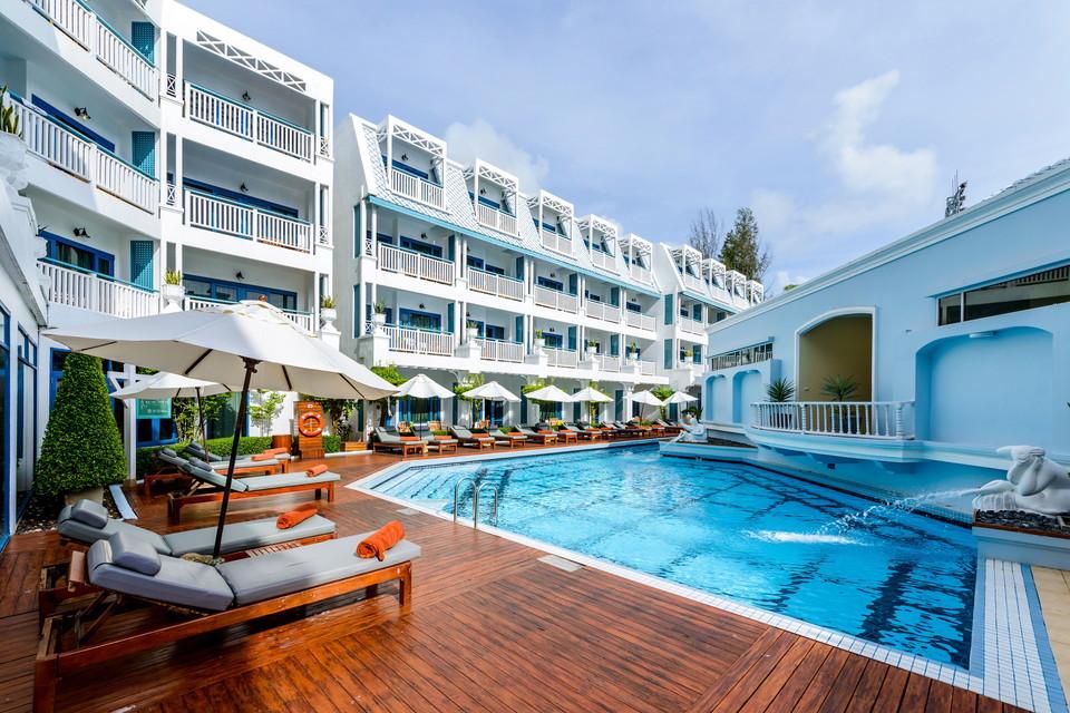 Hôtel Andaman Seaview Phuket Thailande
