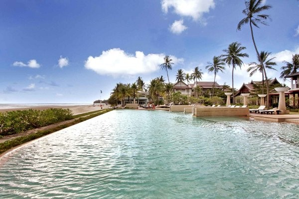 Piscine - Apsara Beachfront Resort & Villa Hôtel Apsara Beachfront Resort & Villa4* Phuket Thailande