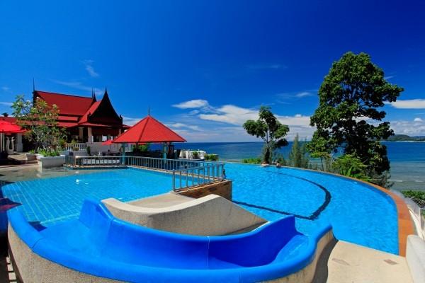 hotel aquamarine resort kamala thailande promovacances. Black Bedroom Furniture Sets. Home Design Ideas