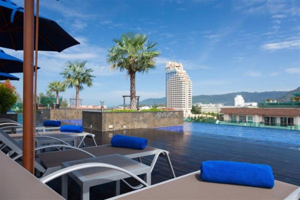 Hôtel Best Western Patong Beach Phuket Thailande