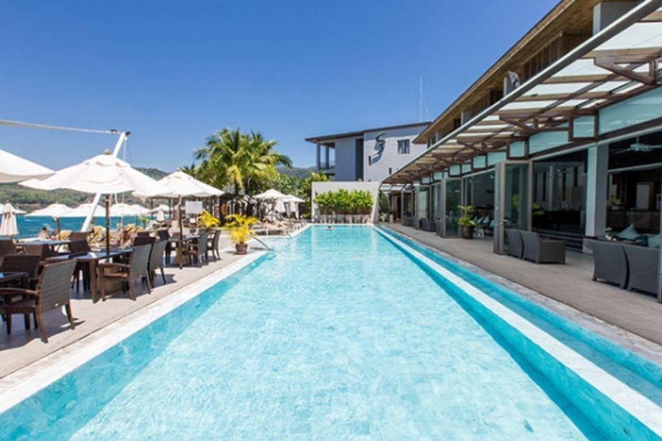 Hôtel Cape Sienna hotel & villas Phuket Thailande