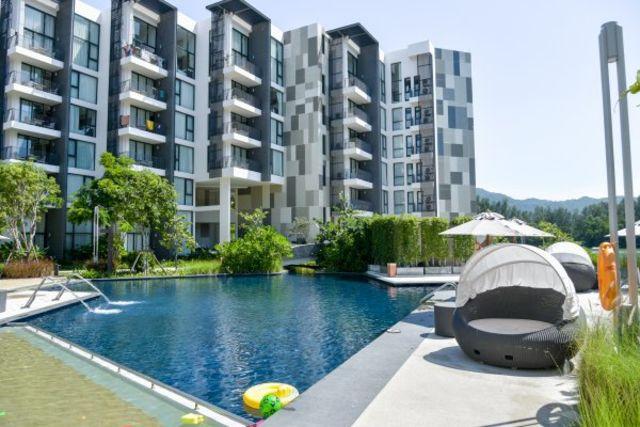 Thailande : Hôtel Cassia Phuket Bangtao Beach