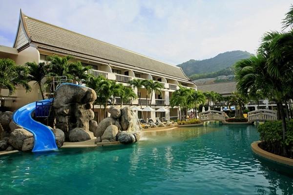 hotel centara kata resort phuket phuket thailande promovacances. Black Bedroom Furniture Sets. Home Design Ideas