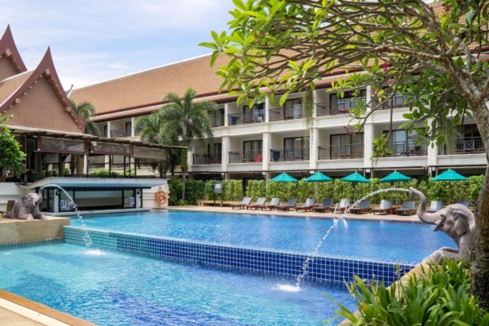Hôtel Deevana Patong Resort & Spa Phuket Thailande