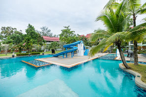 Thailande-Phuket, Hôtel Emerald Khao Lak Beach Resort & Spa 4*