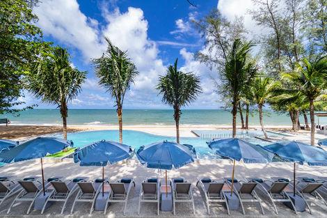 Thailande-Phuket, Hôtel Emerald Khao Lak Beach Resort & Spa 4*