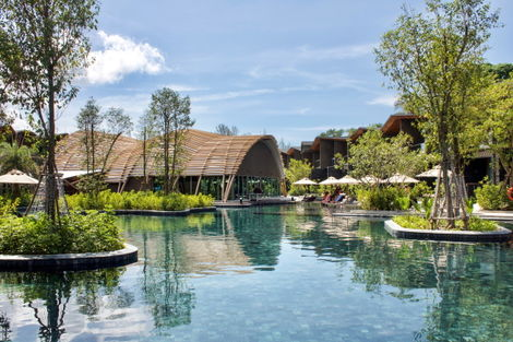 Thailande-Phuket, Club Framissima Evasion Kalima Resort Khao Lak 5*