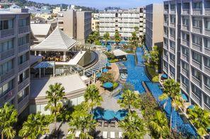 Thailande-Phuket, Hôtel Grand Mercure Phuket Patong 5*
