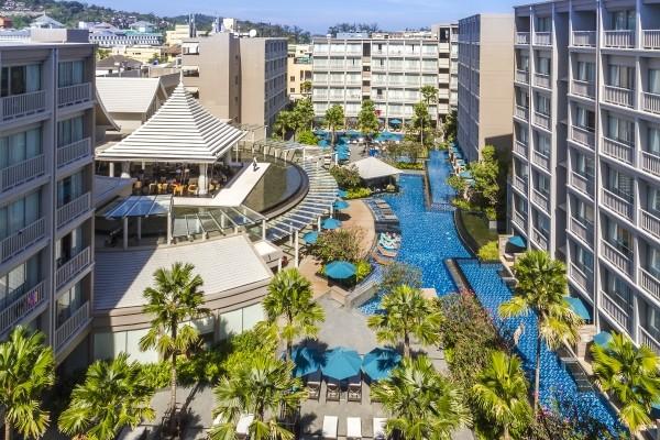 Piscine - Grand Mercure Phuket Patong Hotel Grand Mercure Phuket Patong5* Phuket Thailande