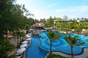 Thailande-Phuket, Hôtel Holiday Inn Phuket Mai Khao Beach Resort 4*