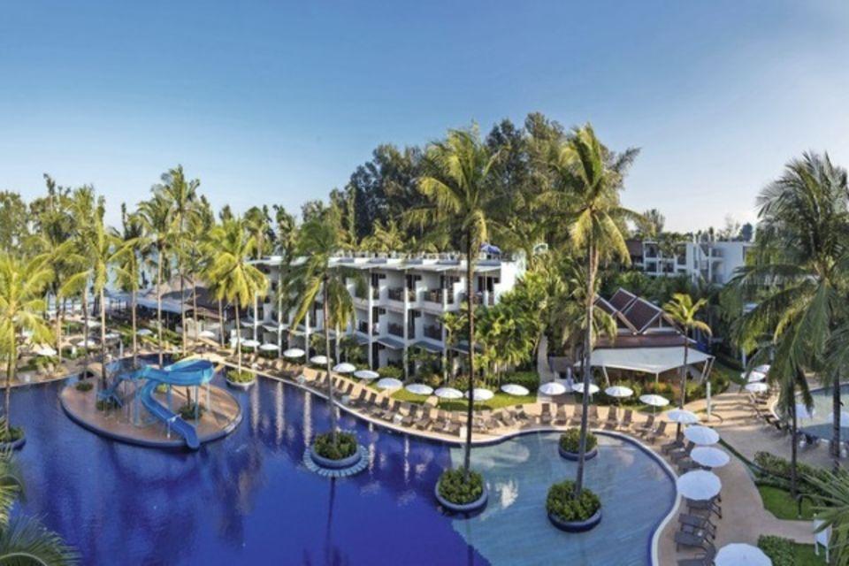 Club Jet Tours Phuket 4* Phuket Thailande