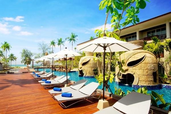 Vente flash Thailande Club Kappa Club Thai Beach Resort 5*