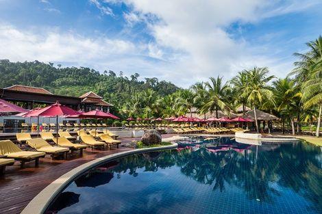 Thailande-Phuket, Hôtel Khaolak Laguna Resort 4*