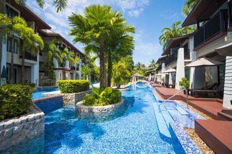 Thailande-Phuket, Hôtel La Flora Khao Lak 4* sup